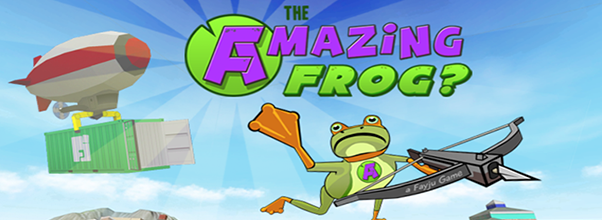 Amazing Frog? 🎮 Download Game for Windows PC, Mac, Linux